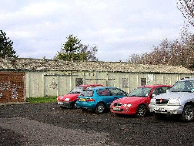 Eckington Youth Club, NE Derbyshire.