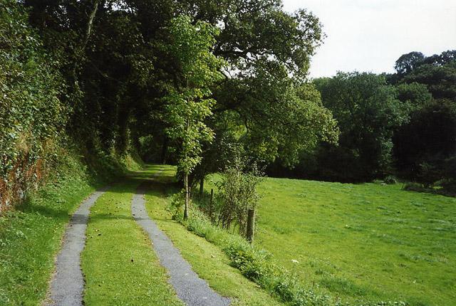 Blackawton: near Millcombe