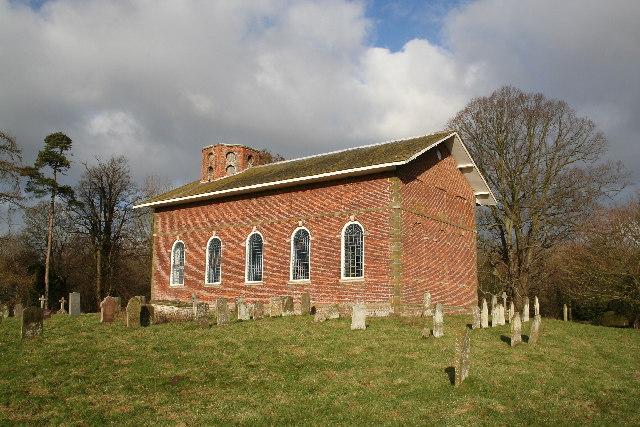 St.Peter & St.Paul's church, Langton-by-Partney, Lincs.