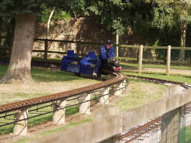 Cutteslowe Park, Oxford