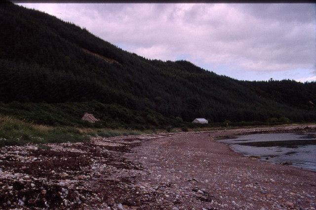 Eathie Fishing Station
