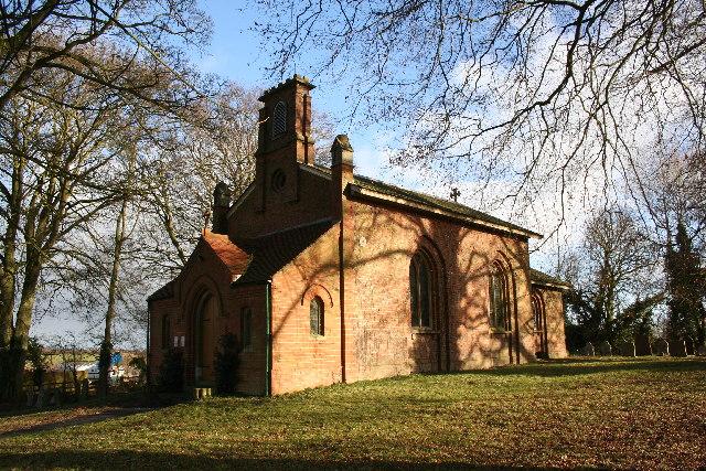 All Saints' church, Ulceby, Lincs.
