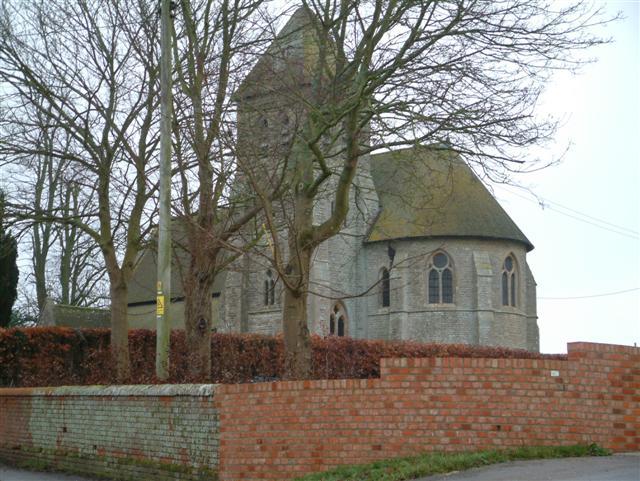 St. Mary's Church, Fawley