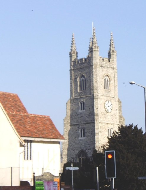 Prittlewell Church, Southend-on-Sea
