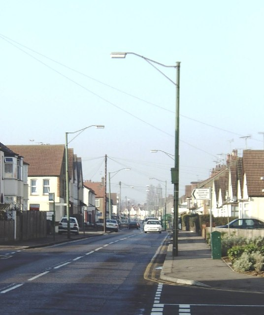 Fairfax Drive, Westcliff-on-Sea