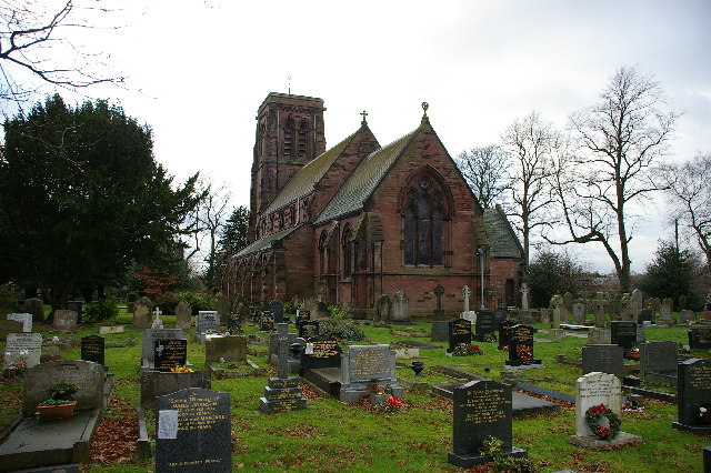 The Parish Church of St Matthew  Stretton with Appleton