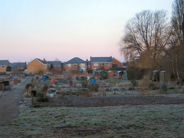 Long Eaton Allotments