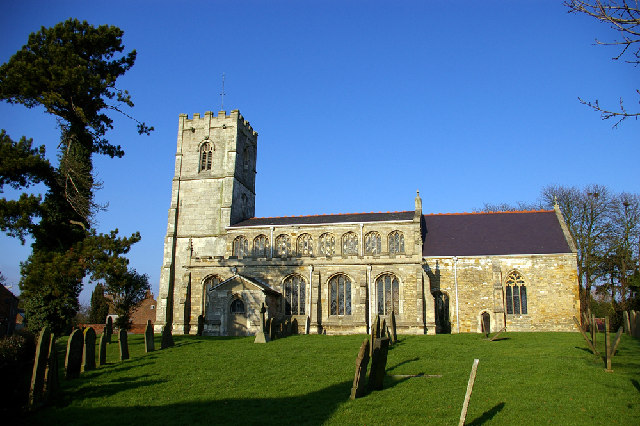 All Saints Church - Goxhill