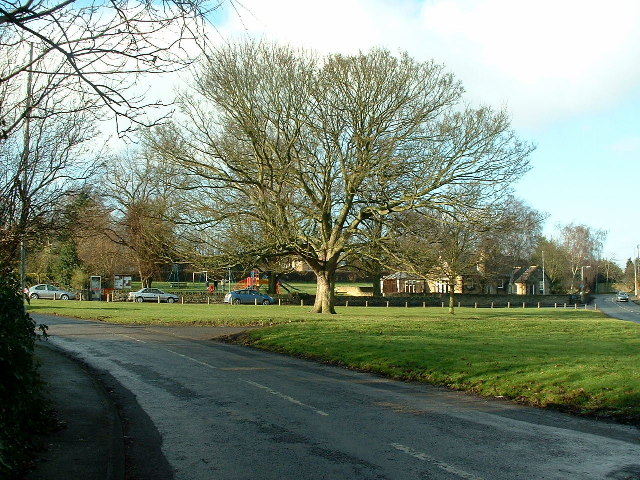 The Green, Woolley