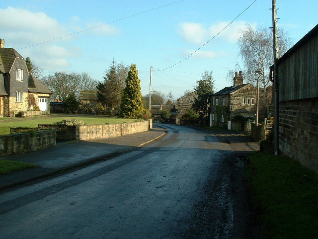 High Street, Woolley