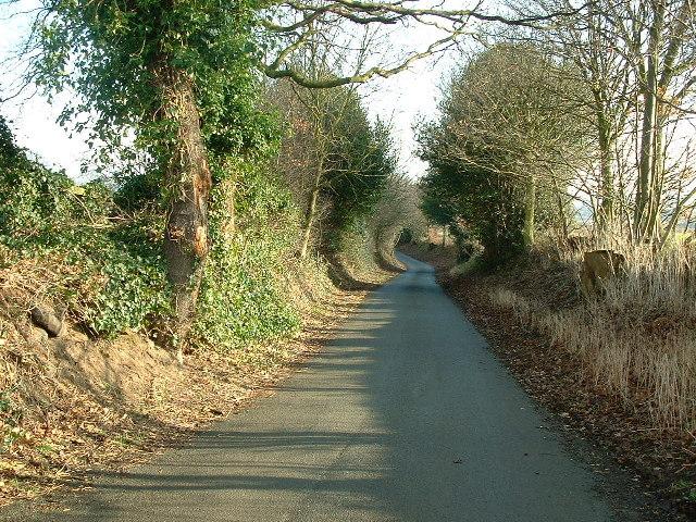 Back Lane, Woolley
