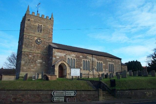 St Giles Church, Ollerton