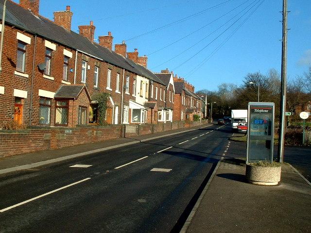 Haigh Lane, Haigh