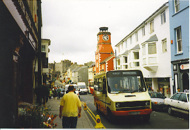 Pembroke High Street.