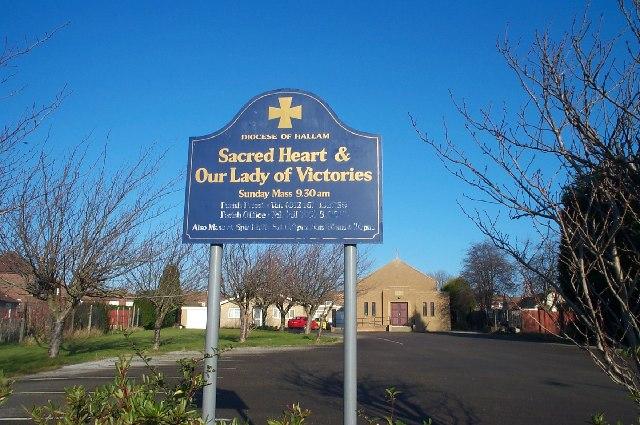 Sacred Heart Church, Clowne