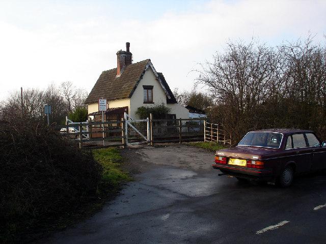 Small Rail Crossing