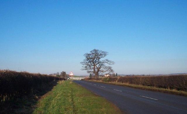 A616 road