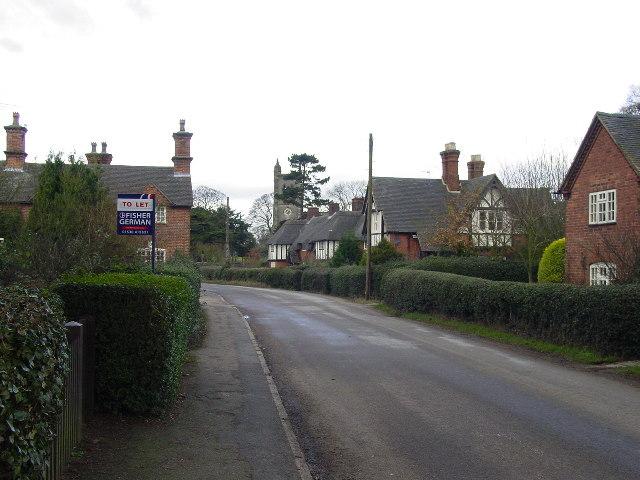 Osmaston Village