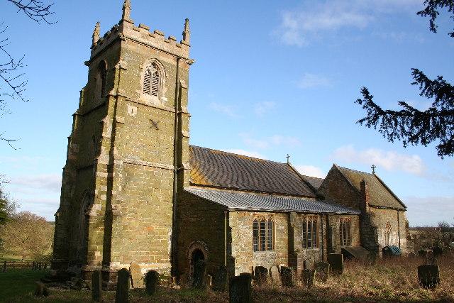 St.Leonard's church, South Ormsby, Lincs.