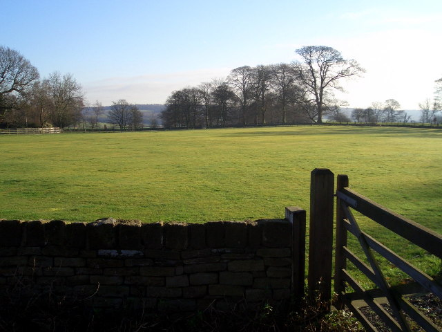 West Bretton Cricket Field