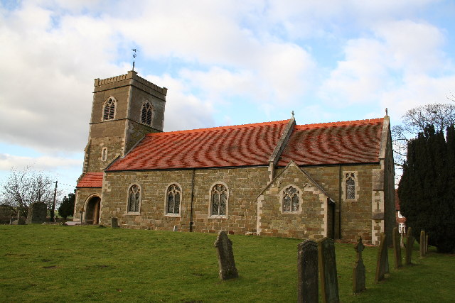 St.Margaret's church, Hemingby, Lincs.