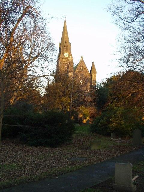 Holy Trinity Church, Church Lane, Meanwood, Leeds