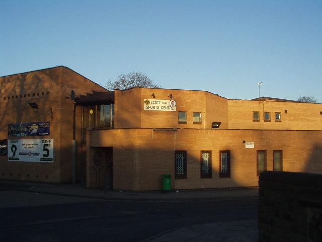 Scott Hall Sports Centre, Scott Hall Road , Leeds