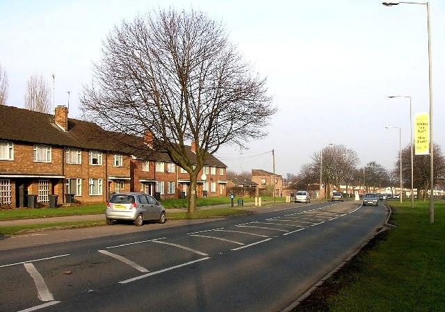 Herringthorpe area of Rotherham