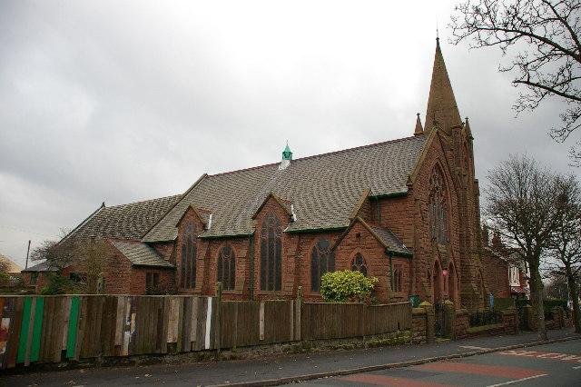 St John's Presbyterian Church, Runcorn