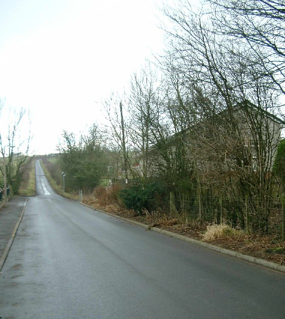 Templehill road, out of Darvel