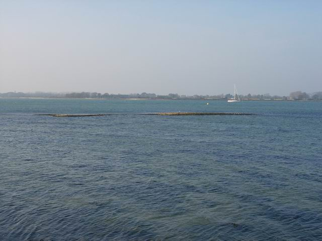 Islands in Chichester Harbour