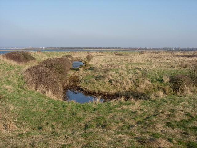 Marker Point, Thorney Island