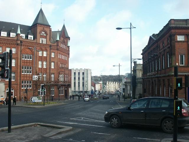 Bank Plain, Norwich