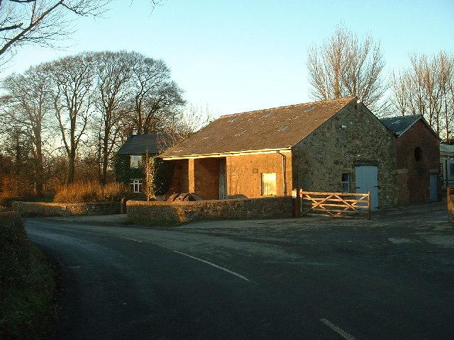 Stump Cross Farm near Goosnargh