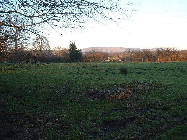 Farmland near Goosnargh