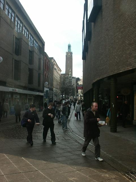 London Street, Norwich