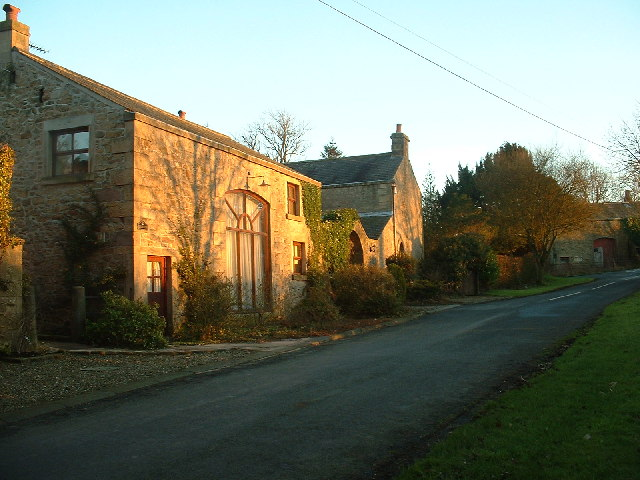 Brook Cottages near Goosnargh