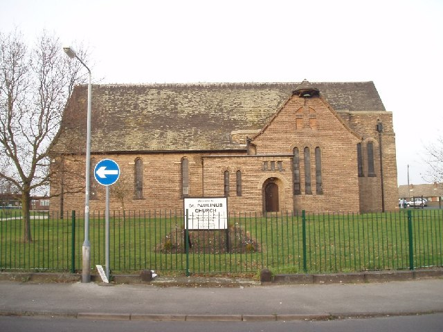 St Paulinus Church New Ollerton