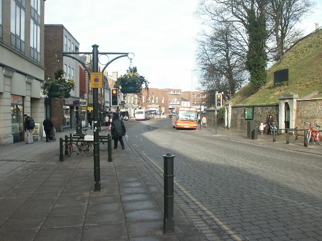 Castle Meadow, Norwich