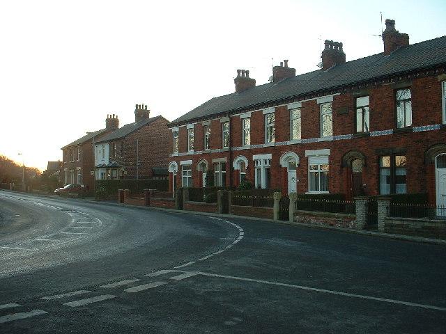 Terraced Houses near Goosnargh