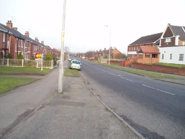 Main Road Boughton