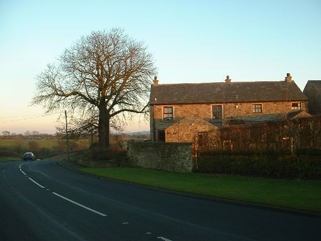 Withy Trees Cottages near Longridge