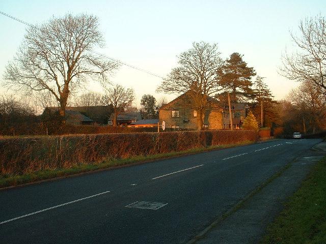 Cumeragh Lane [B5269] near Longridge