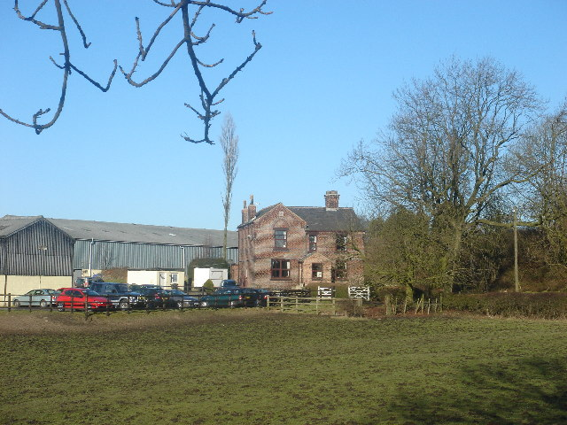 Landlords Farm, Dicconson Lane