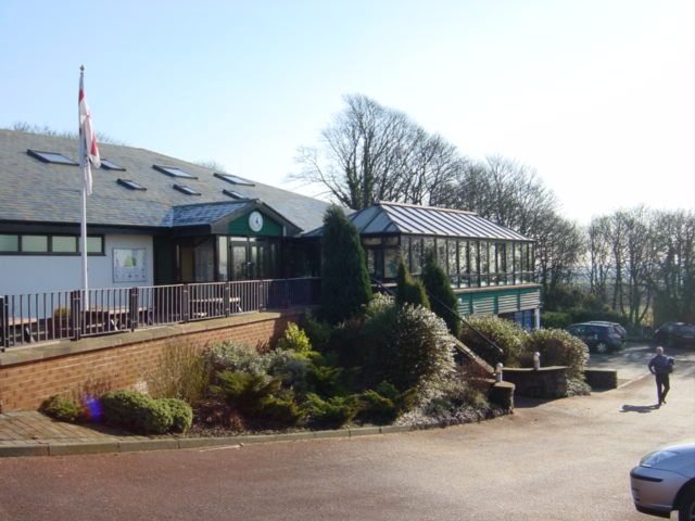 Blundells Hill Clubhouse and Fourwinds Restaurant