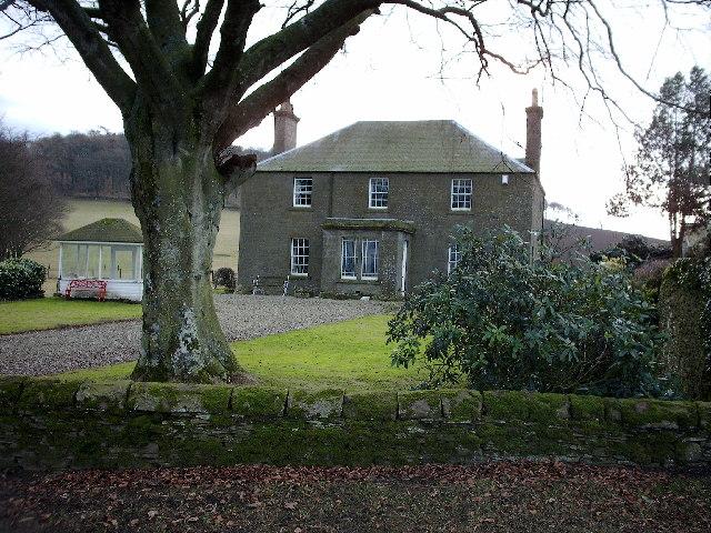 Upper Hayston Farm,near Glamis.