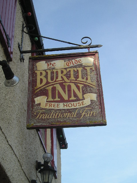 Ye Olde Burtle Inn