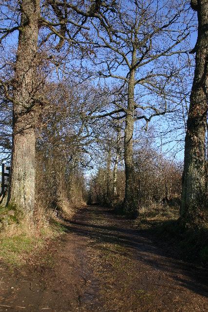 Bridleway to Melkinthorpe