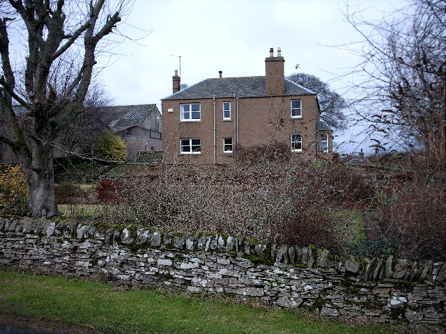 Kincriech Farmhouse,Gateside,near Forfar.