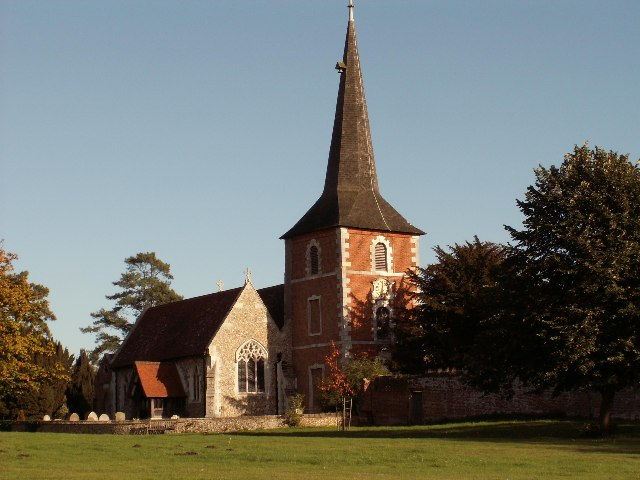 All Saints church, Terling, Essex